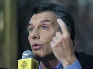 Buenos Aires City Mayor Mauricio Macri s