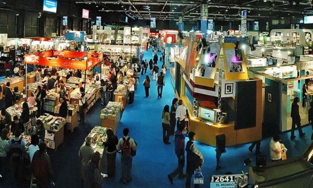 Comienza La Feria Internacional Del Libro En Buenos Aires