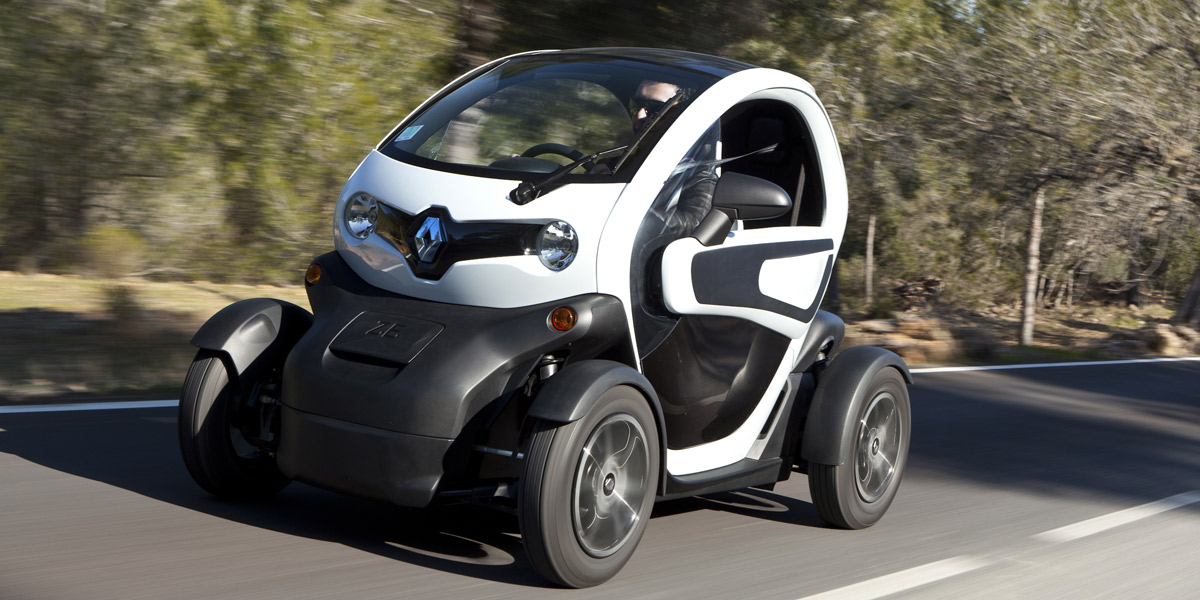 el renault twizy pisar las calles de buenos aires en 2013 noticias de buenos aires. Black Bedroom Furniture Sets. Home Design Ideas