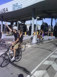 Bicicletas peaje parabuenosaires.com