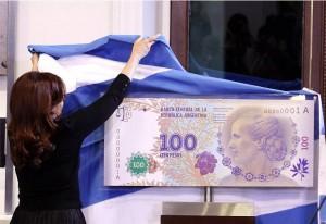 Billete Eva Perón parabuenosaires.com