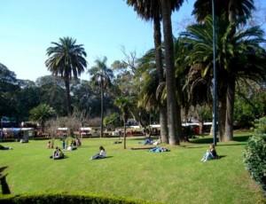 Plaza Alvear - Recoleta - Parabuenosaires.com