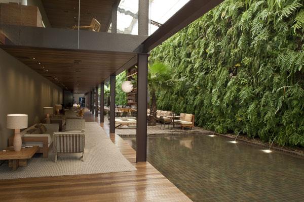 Jardines verticales para la ciudad de buenos aires for Jardin vertical interior casa