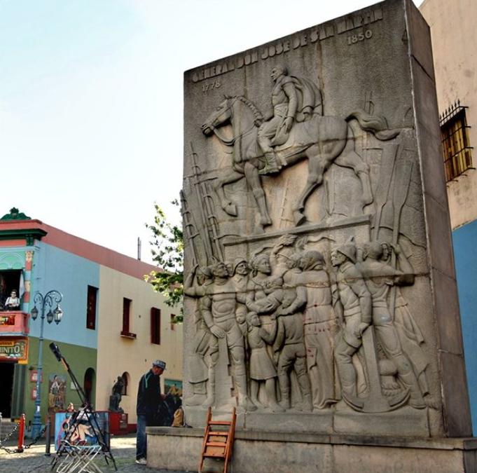 monumento-san-martin-benito-quinquela-martin-parabuenosaires