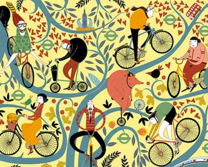 Tunear Bicicleta De Niño: Festival De Bicicletas Tuneadas En La Ciudad De Buenos
