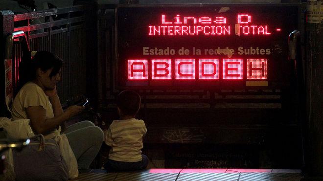 Cómo será el paro de subtes del lunes | Noticias de Buenos Aires