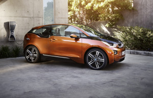 bmw i3 vendo flamante