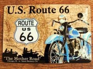 placa-metalica-route-66-20-x-30-cm