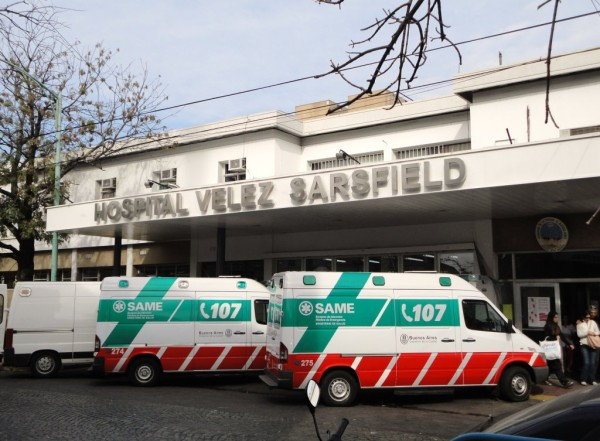 hospital velez sarfield