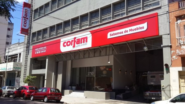 Showroom  - CORFAM