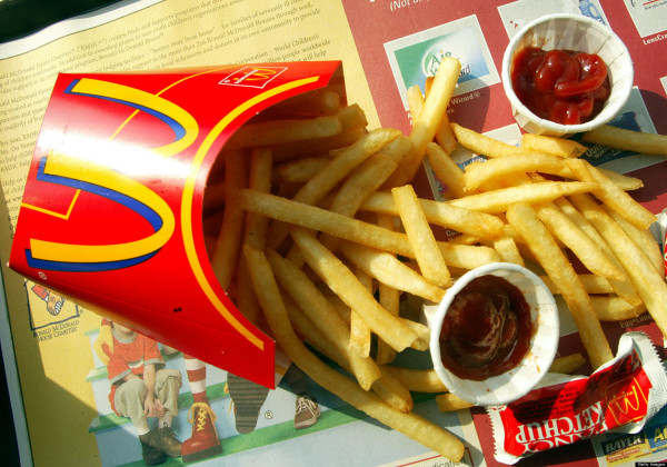 McDonald's To Use Healthier Oil For Fries