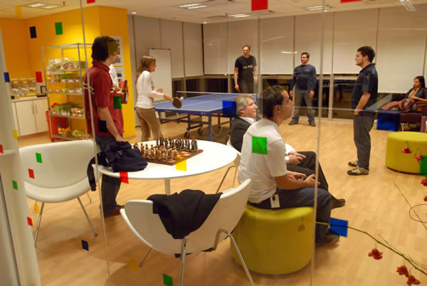 Google busca pasantes para su sede de buenos aires for Google argentina oficinas