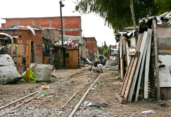 Concentraci n de la poblaci n consecuencias argentina for Villas en argentina