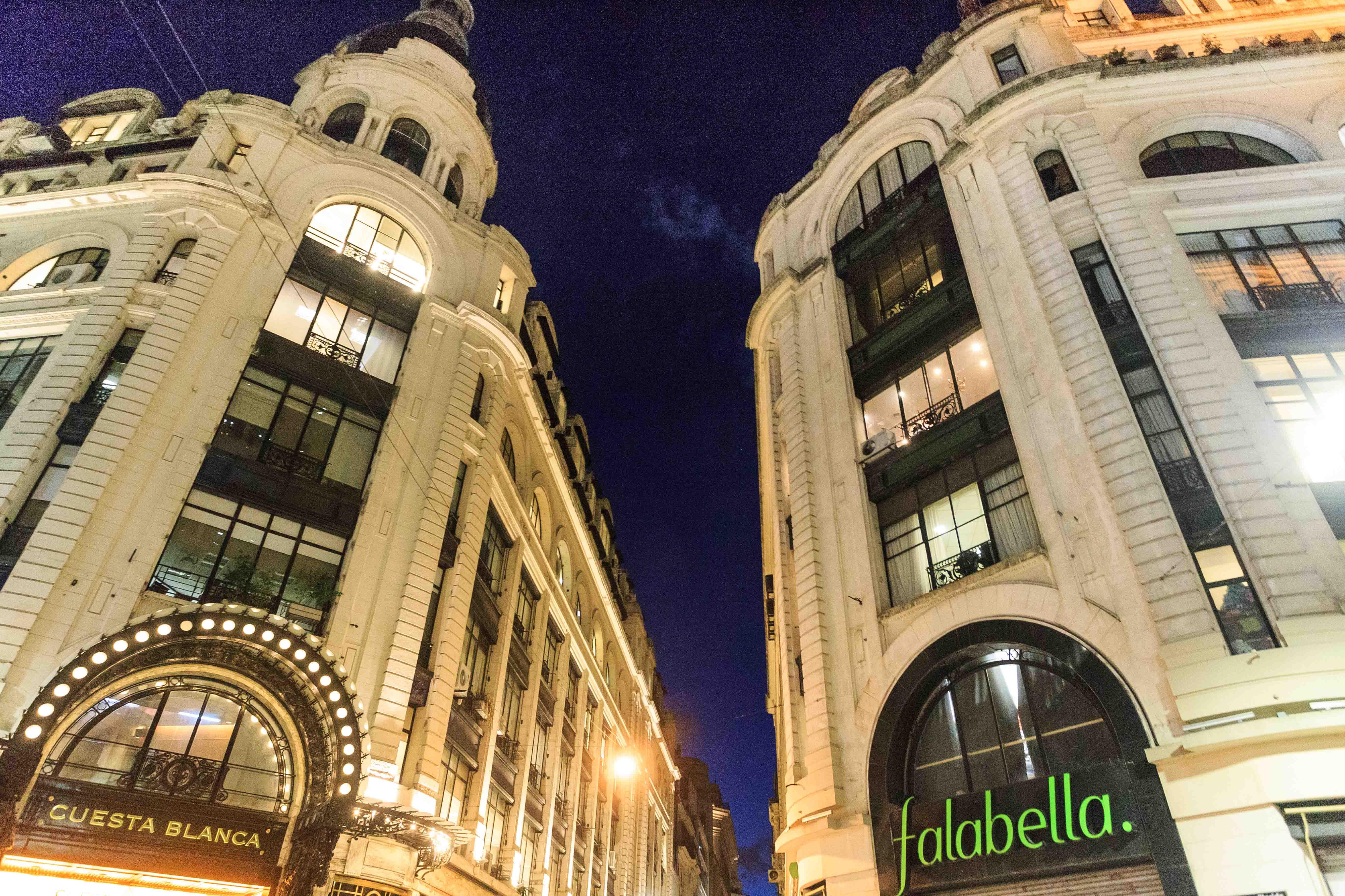 Los históricos edificios porteños recobran su brillo ...