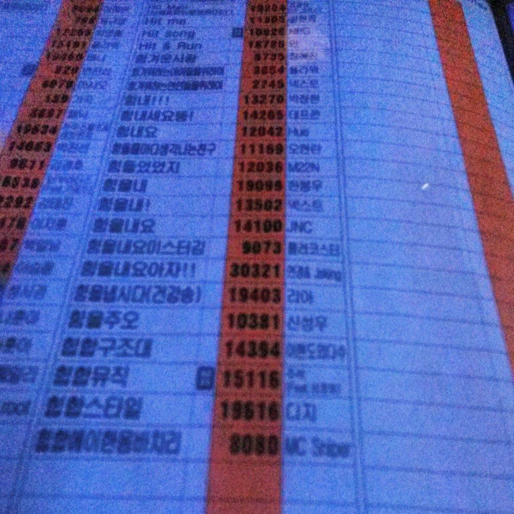 karaoke coreano3