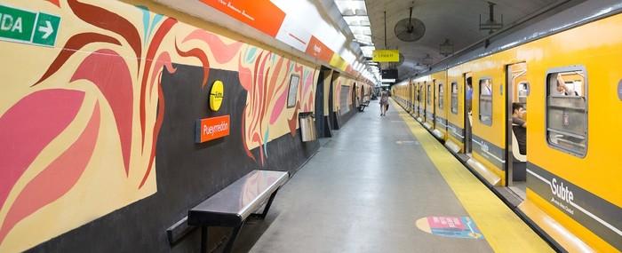 mural linea b2