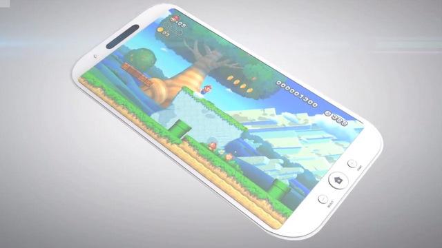Nintendo-smartphone