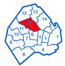 comuna 15 mapa