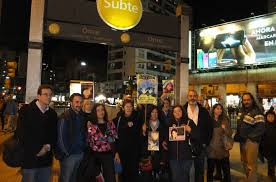 once subte