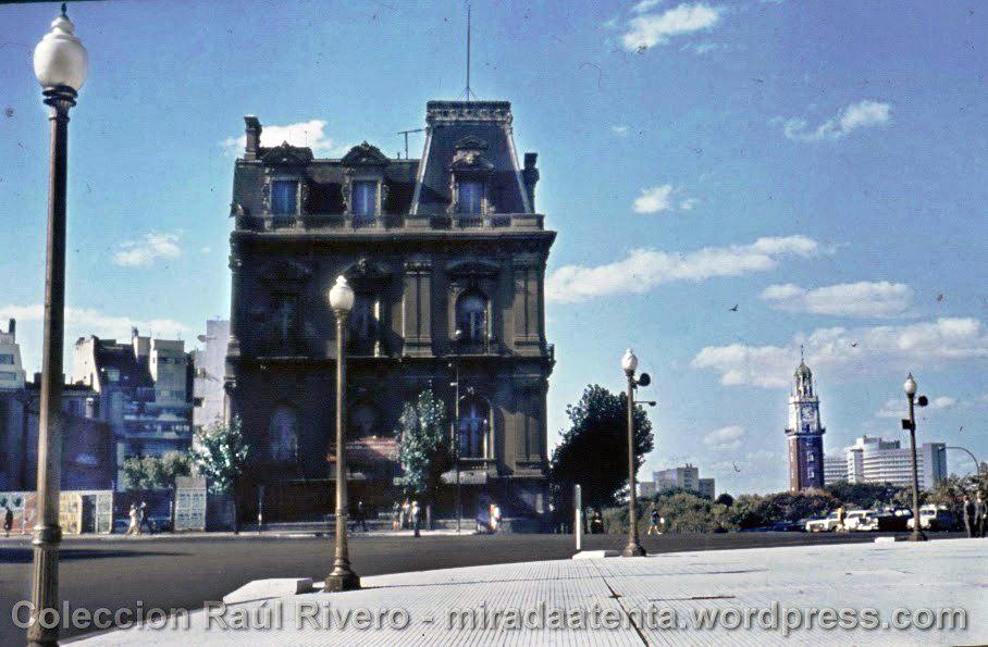Palacio Ortiz Basualdo – Verstraeten sobre la calle Arenales