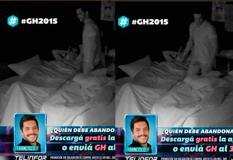 Gran hermano argentina 2015 marian and brian sex - 3 part 1