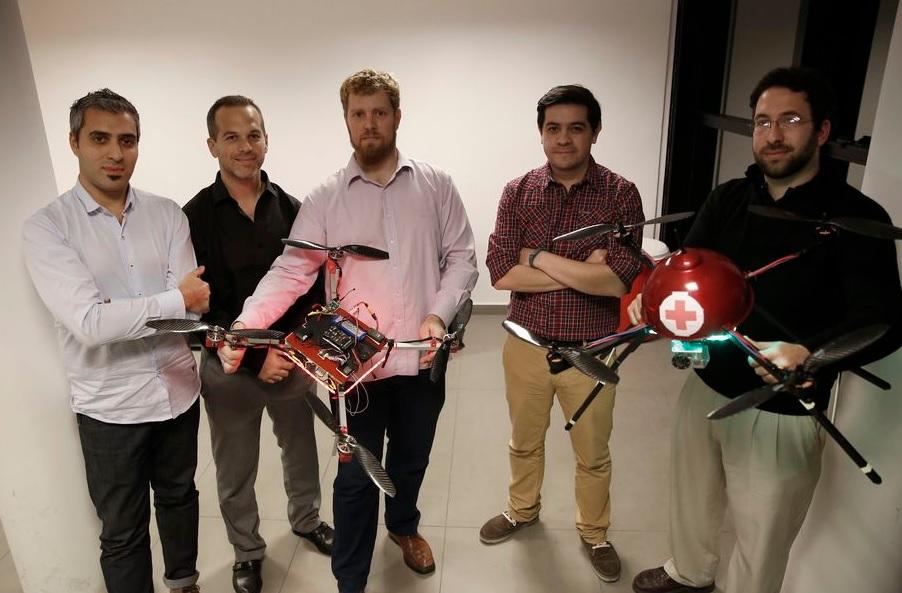 drones creadores