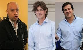 tres candidatos