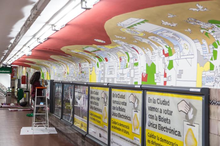 estación Pueyrredón 2