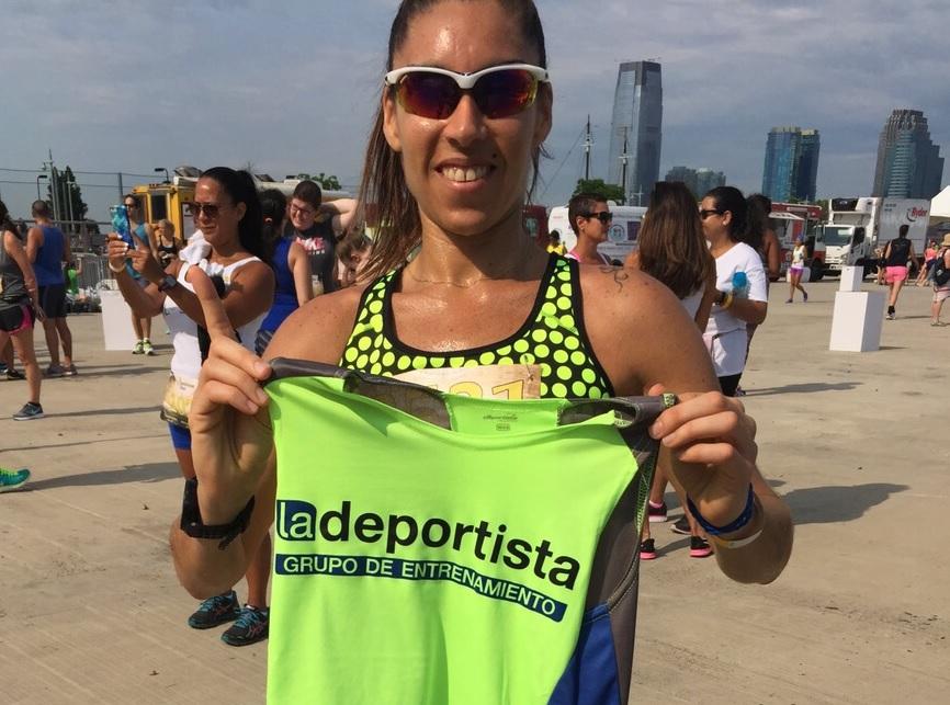 Sabrina Baabour La Deportista