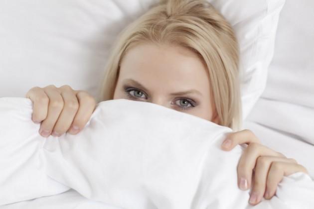 cama mujer