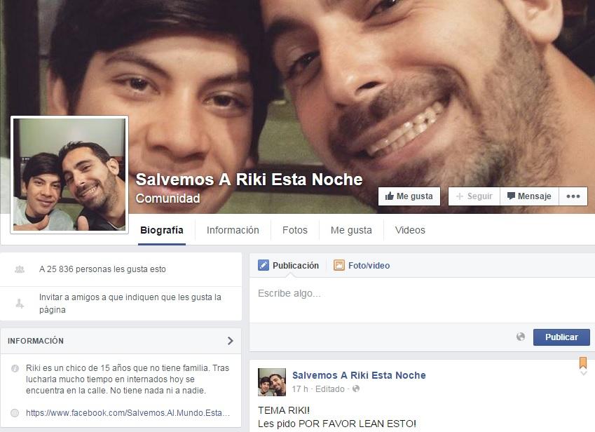 facebook riki