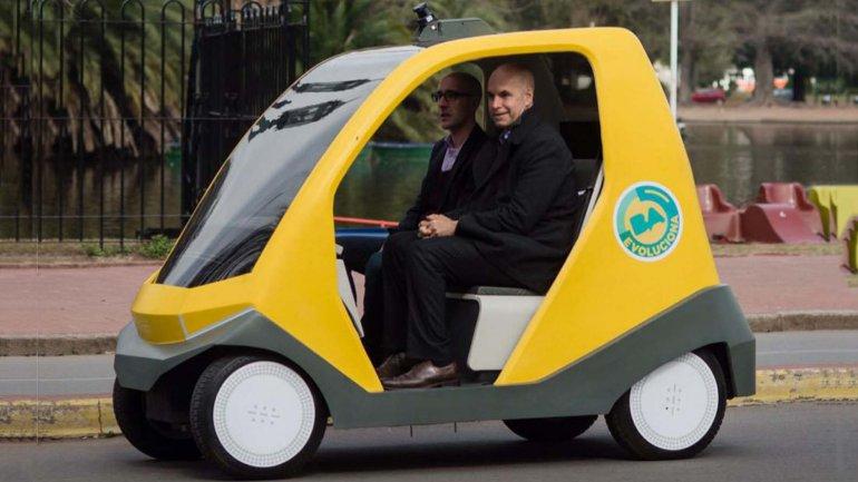 larreta autos electricos