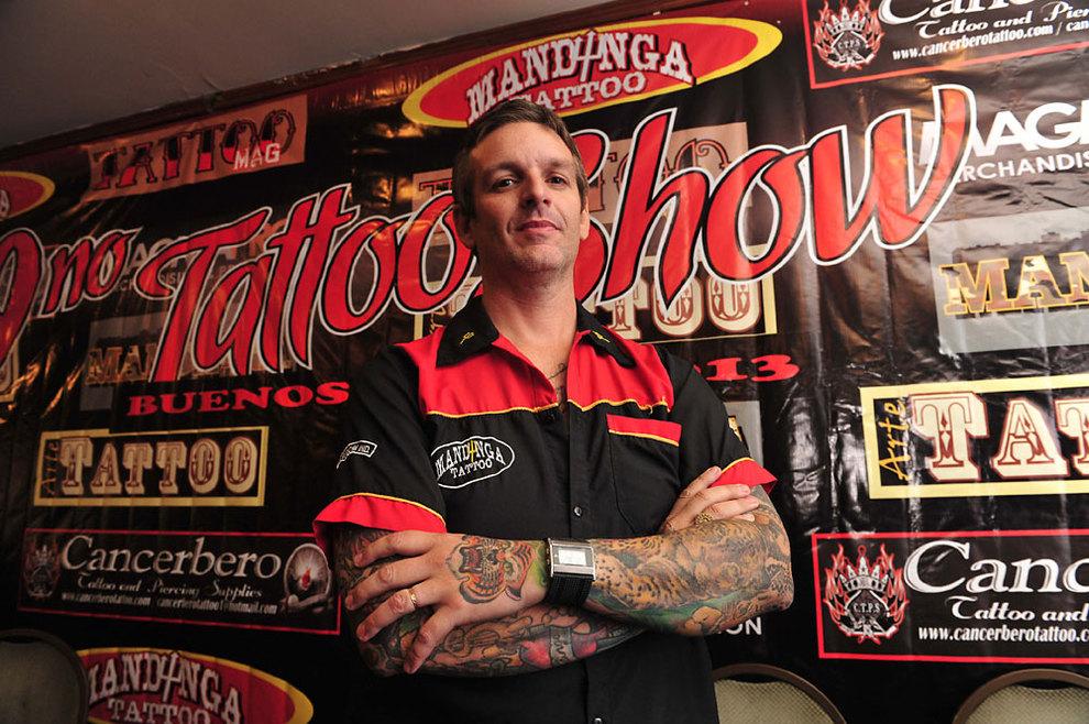 Diego Staropoli El Hombre Que Apostó Por El Arte De Tatuar