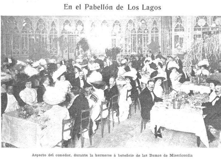 El Pabellón de los Lagos de Palermo1