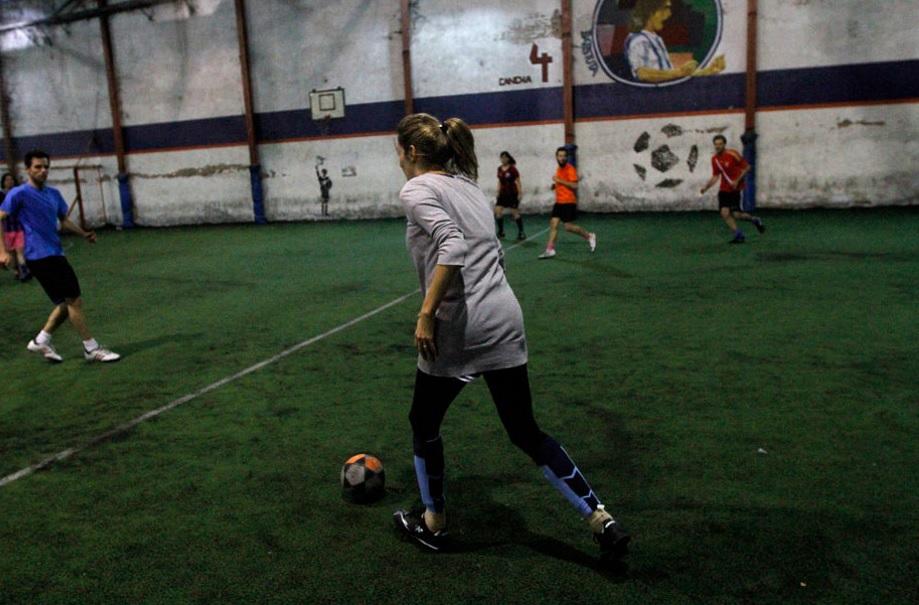 Tendencia Que Crece Cada Vez Mas Jovenes Eligen Jugar Al Futbol