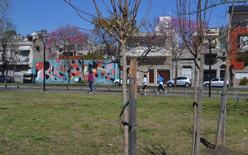 urquiza plaza
