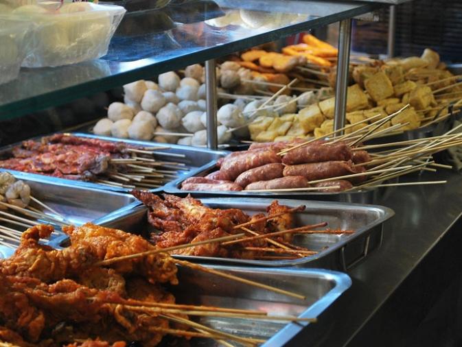 Barrio Chino comida2