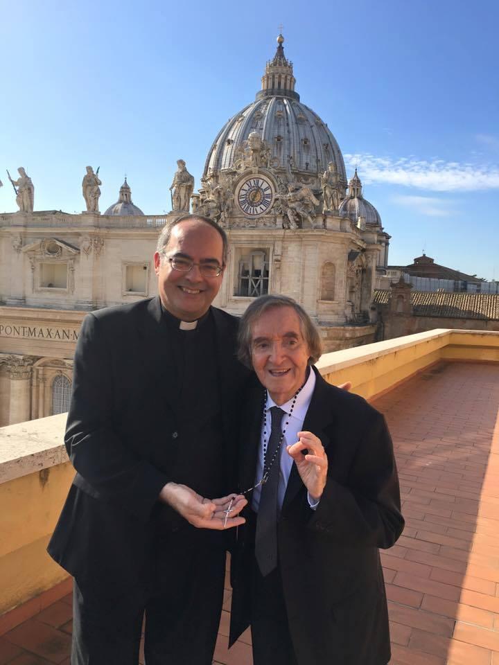 carlitos bala en vaticano