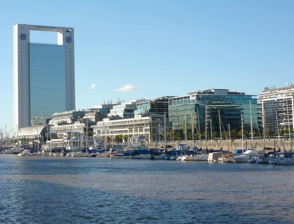 edificios puerto madero