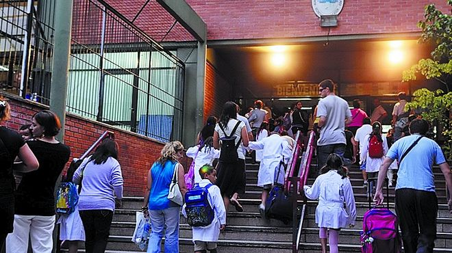 escuelas porteñas