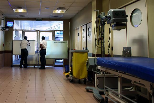 hospital Santojanni dentro