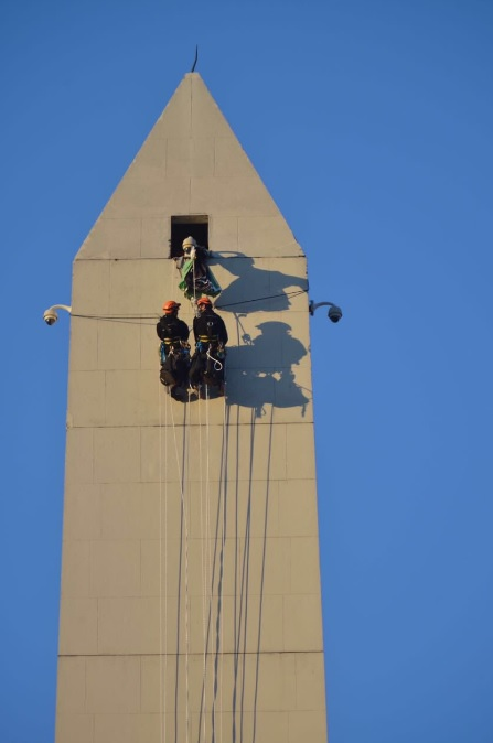 greenpeace obelisco2
