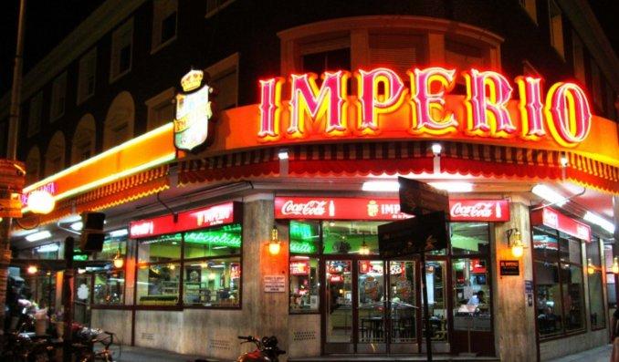 Imperio de la pizza - MABA Blog