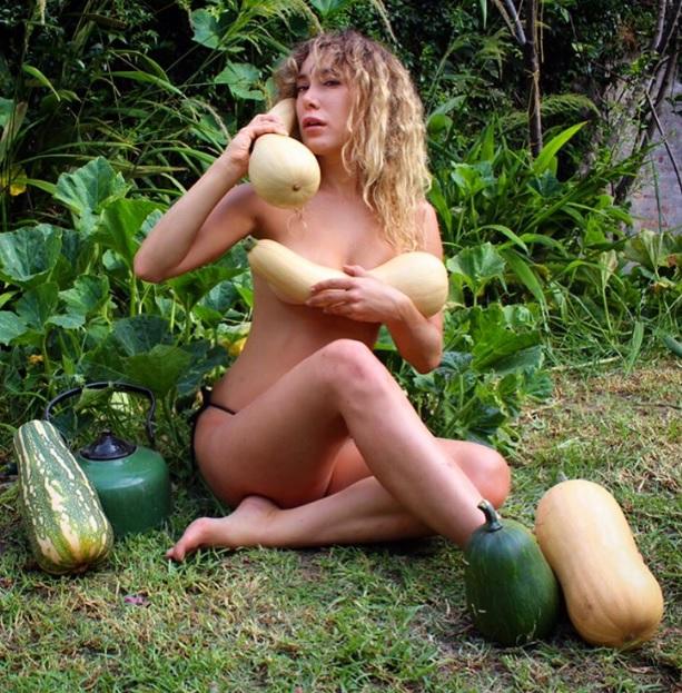 Anita Pauls Sobre Sus Desnudos Censurados No Me Cosifico Lo Hago