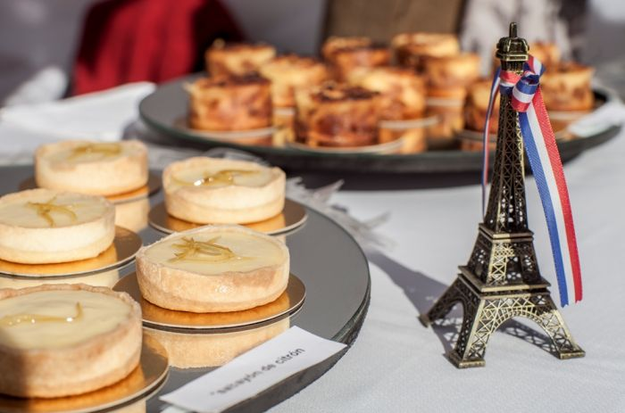 La feria de delicias francesas le march regresa con una for La nueva cocina francesa