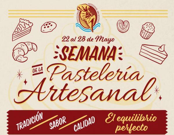 Semana de la Pastelería Artesanal en Buenos Aires: degustaciones, actividades y homenajes