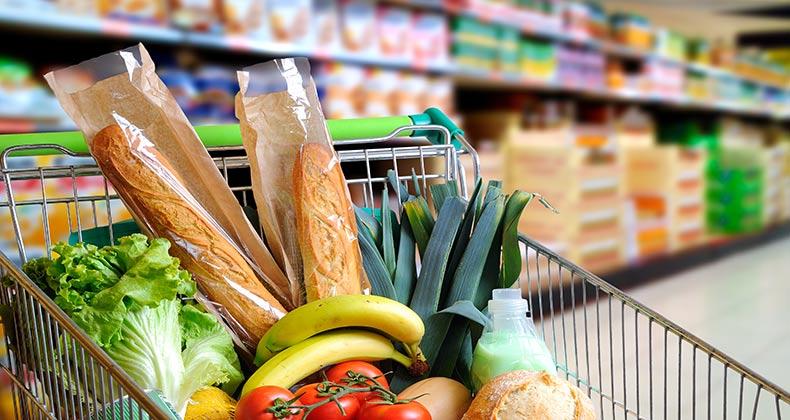 Resultado de imagen para compra en supermercado