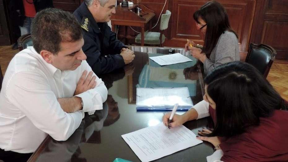 Cristian Ritondo se sometió al examen toxicológico que será obligatorio para los policías bonaerenses