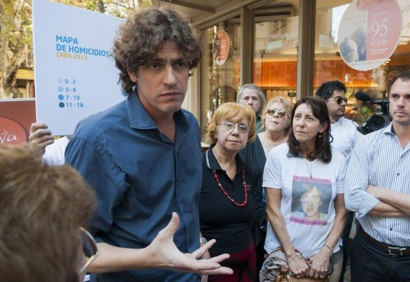 ARGENTINA: Lousteau quiere debatir con Carrió: 'Ojalá se anime'