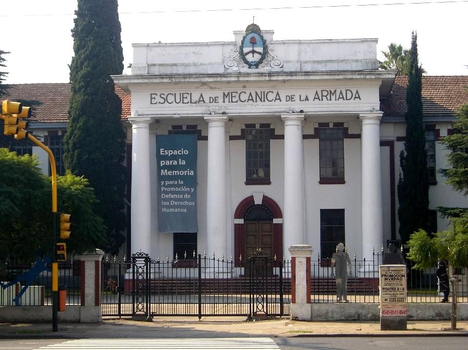 El Ministerio de Justicia se muda a la ex ESMA — ARGENTINA